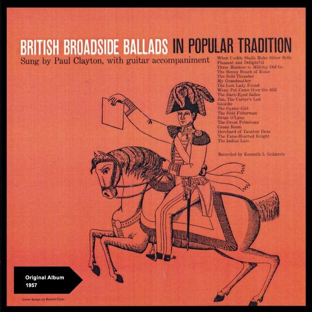 British Broadside Ballads in Popular Tradition