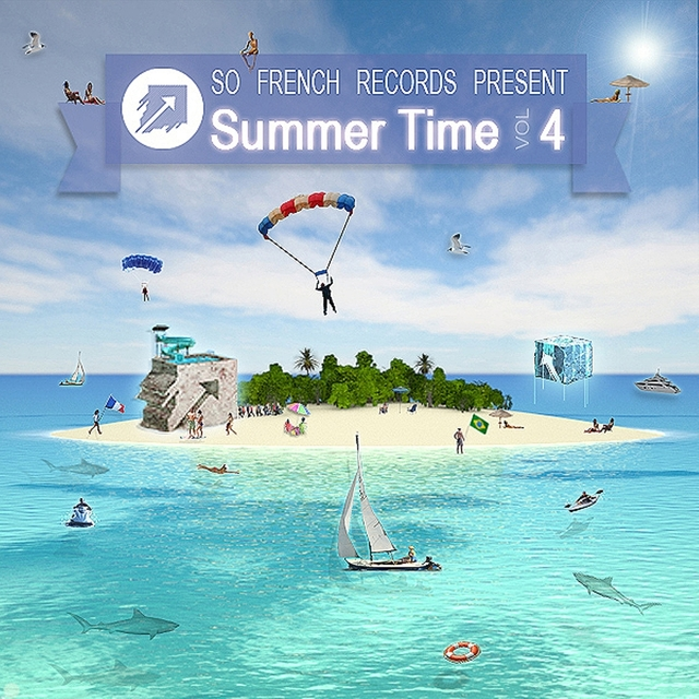 Summer Time, Vol. 4