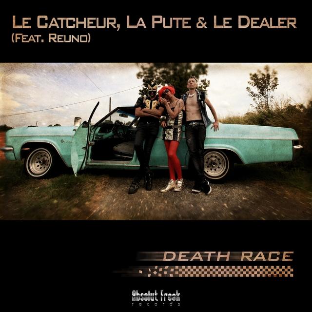 Couverture de Death Race