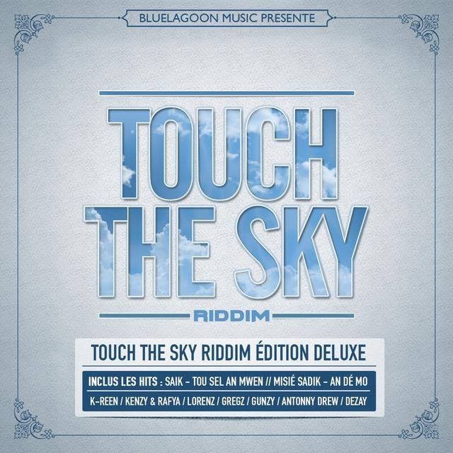 Couverture de Touch the Sky Riddim