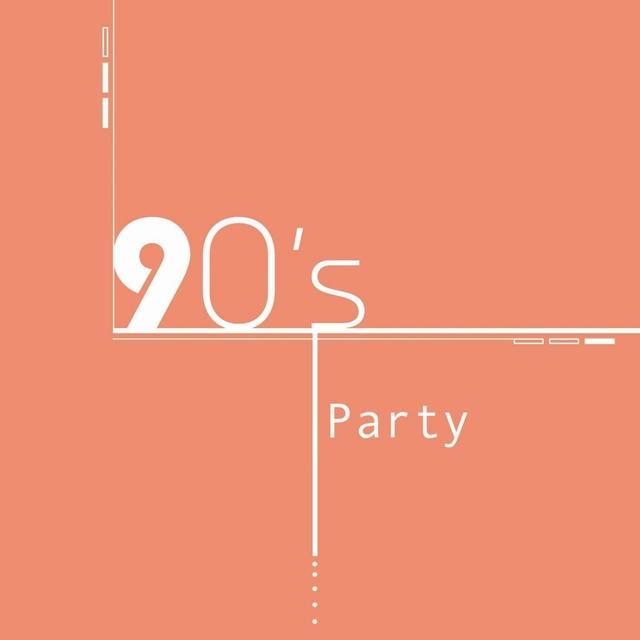 Couverture de 90's Party