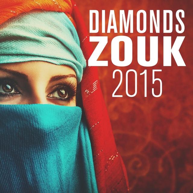 Couverture de Diamonds Zouk 2015