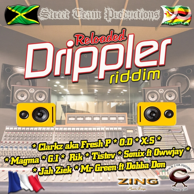 The Drippler Riddim Reloaded