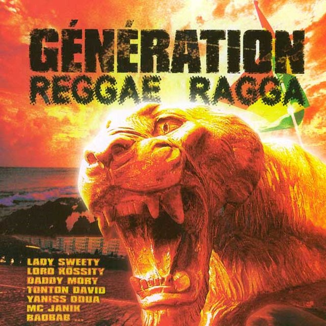 Génération reggae ragga