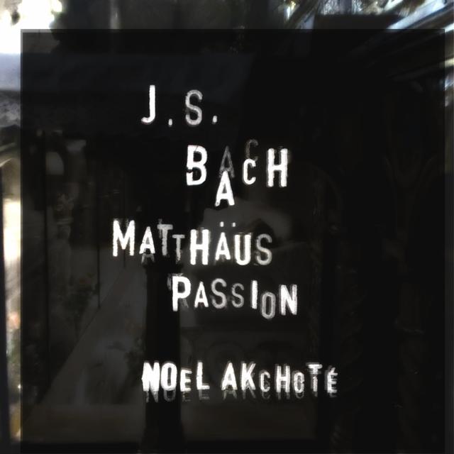 J. S. Bach: Matthäuspassion