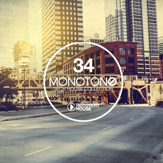 Monotone, Vol. 34 - Tech House Selection