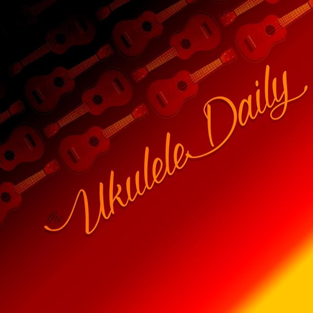 Couverture de The Ukulele Daily