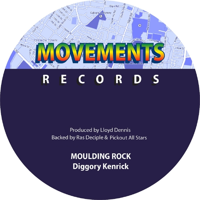 Moulding Rock