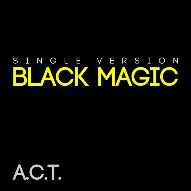 Couverture de Black Magic