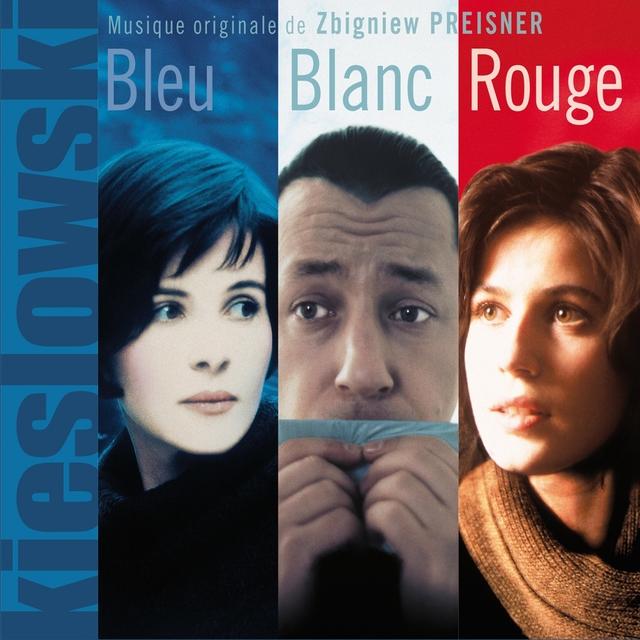 Trois Couleurs: Bleu, Blanc, Rouge
