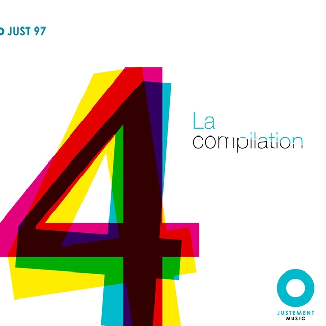 Couverture de La compilation, vol. 4