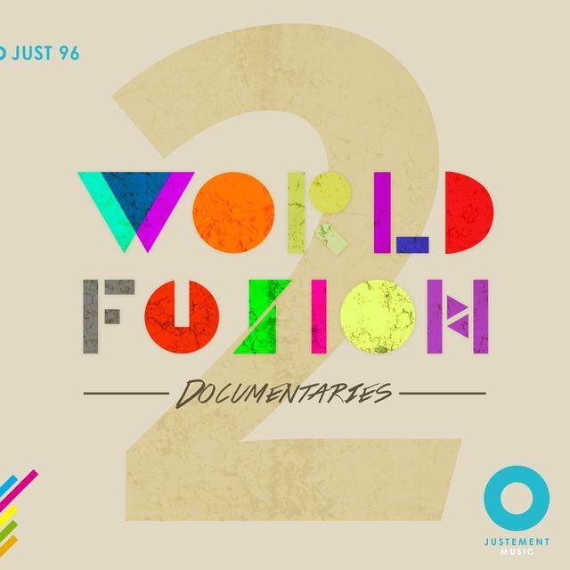 Couverture de World Fusion, Vol. 2