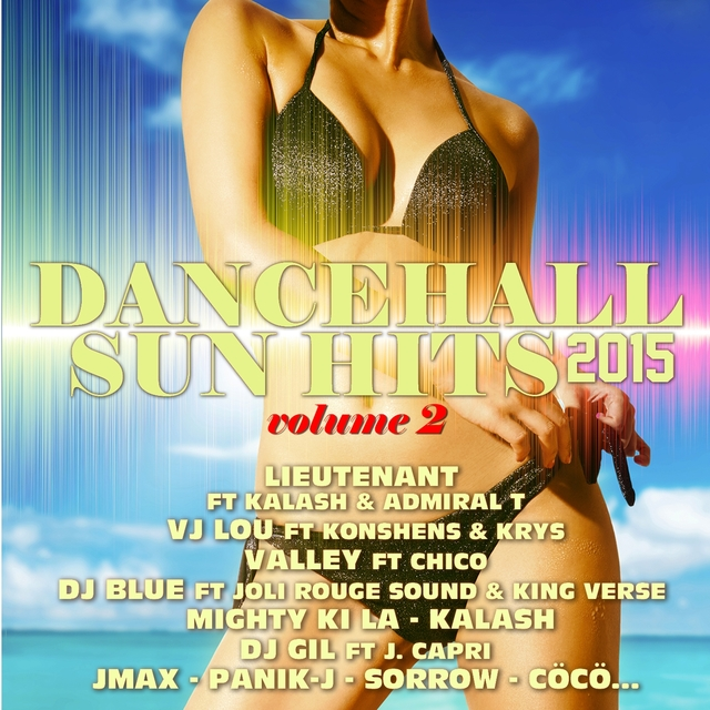 Dancehall Sun Hits, Vol. 2
