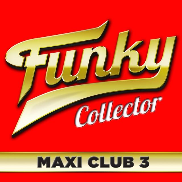 Couverture de Funky Collector Maxi Club 3
