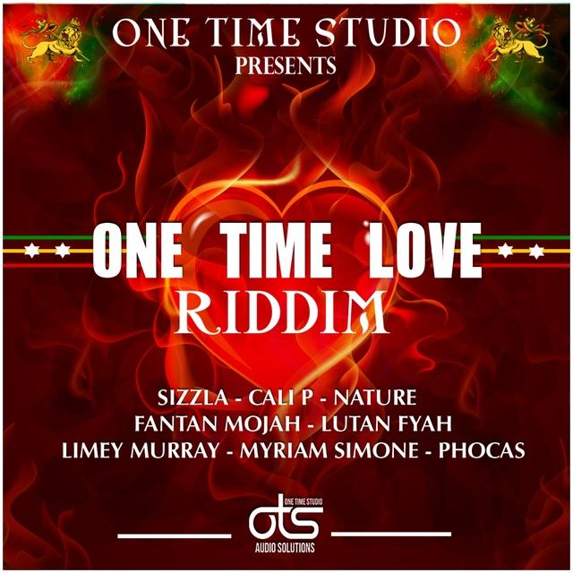 Couverture de One Time Love Riddim