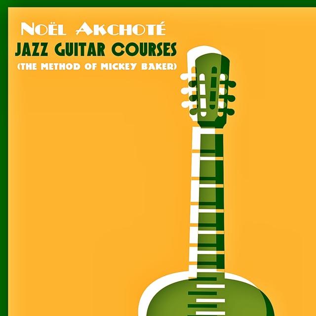 Jazz Guitar Courses