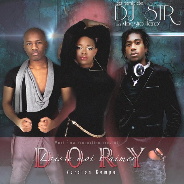 Couverture de Laisse moi t'aimer (Version kompa) [DJ STR Remix]