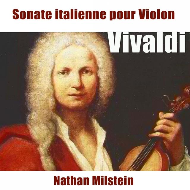 Couverture de Sonate italienne pour violon