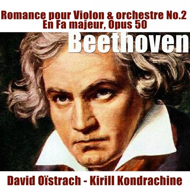 Couverture de Romance pour violon et orchestre No. 2