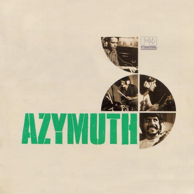 Couverture de Azymuth