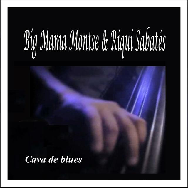 Cava de Blues: Big Mama Montse & Riqui Sabatés