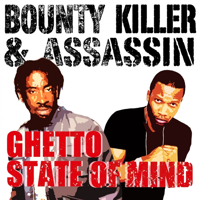 Couverture de Ghetto State of Mind