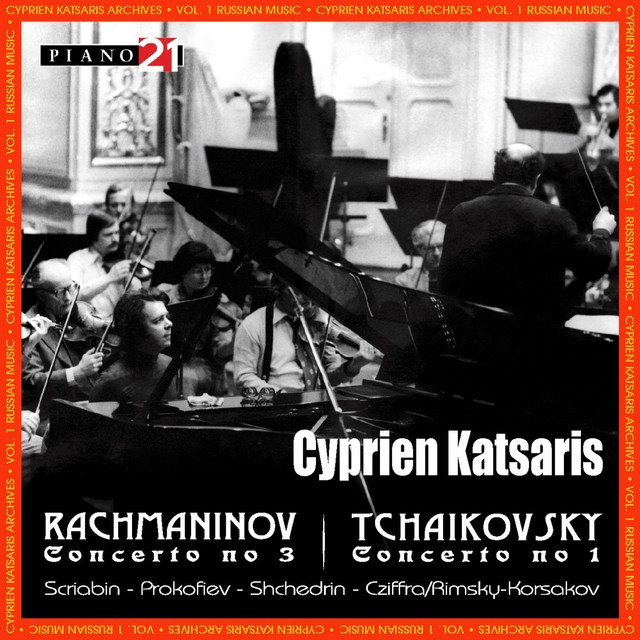 Russian Music - Vol. 2: Tchaikovsky, Prokofiev, Shchedrin, Scriabin, Rimsky-Korsakov