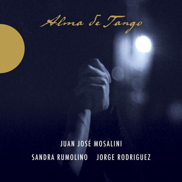 Couverture de Alma de Tango