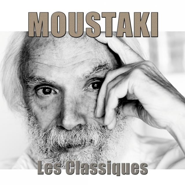 Couverture de Moustaki : les classiques