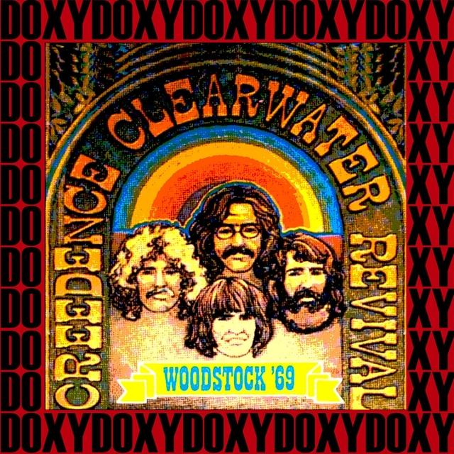 Couverture de Woodstock, August 16th 1969