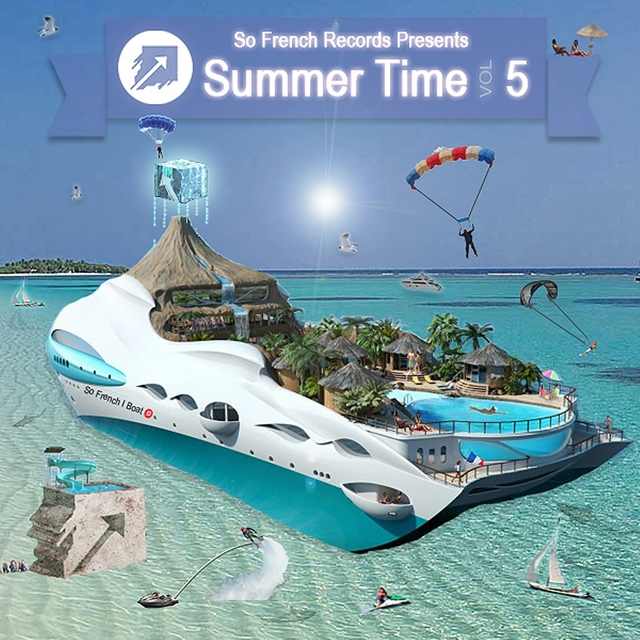 Summer Time, Vol. 5