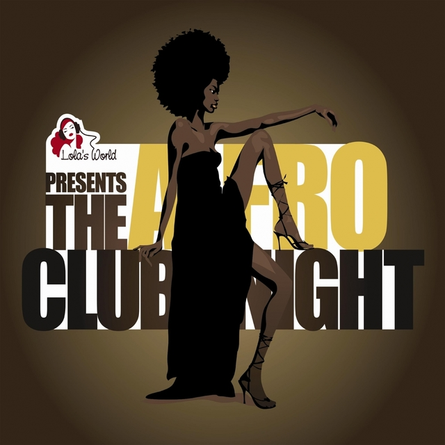 Couverture de The Afro Club Night