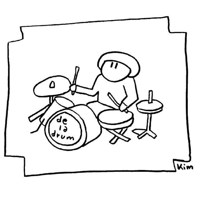 De la Drum