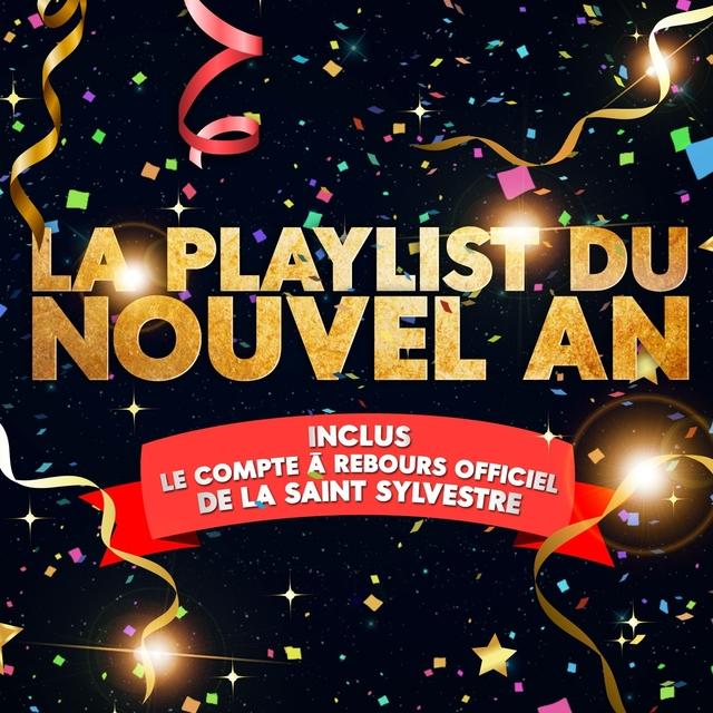 Couverture de La playlist du nouvel an
