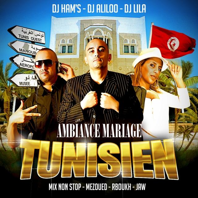 Ambiance mariage tunisien