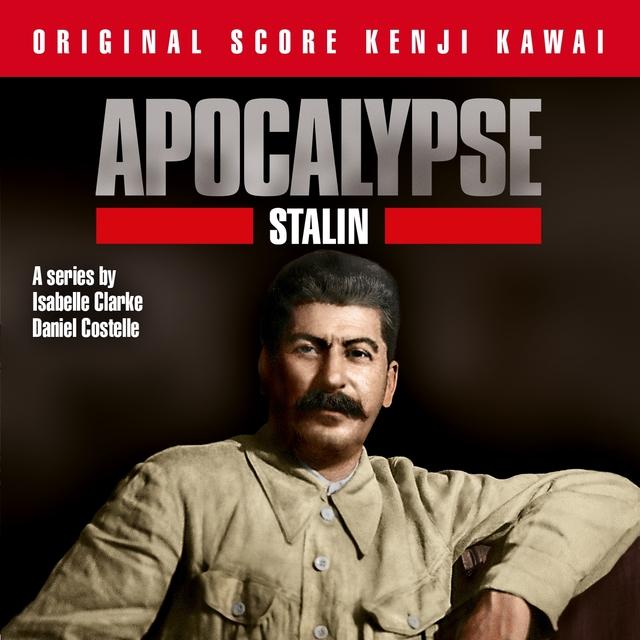 Couverture de Apocalypse Stalin