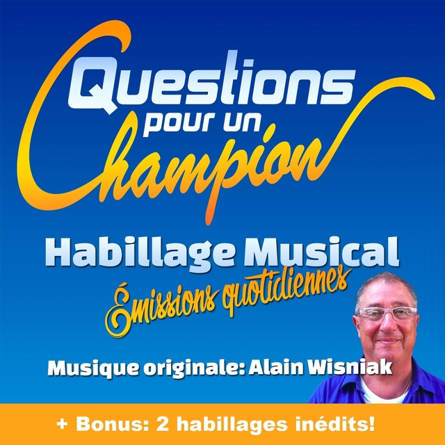 Questions pour un Champion (Original TV Soundtrack)