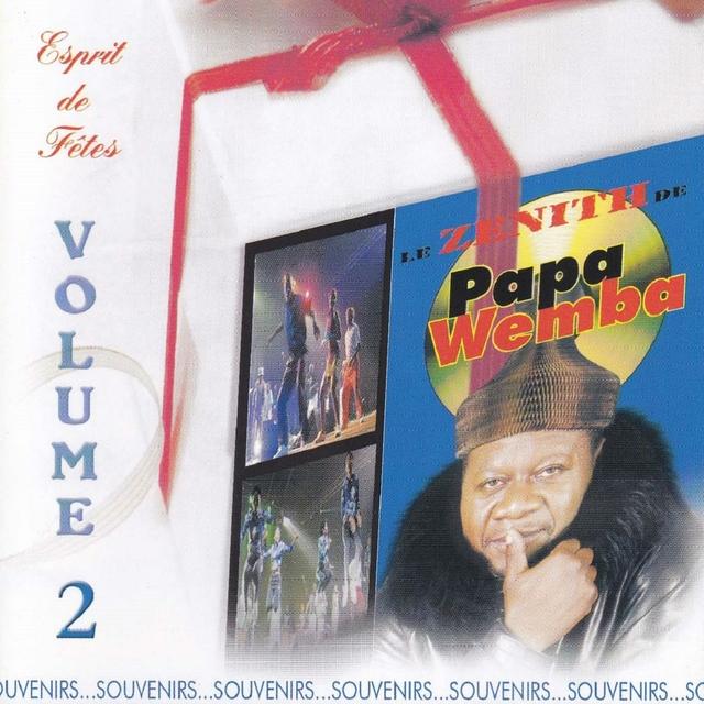 Le Zénith de Papa Wemba, vol. 2