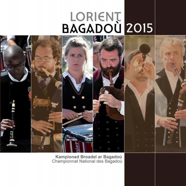 Couverture de Lorient Bagadoù