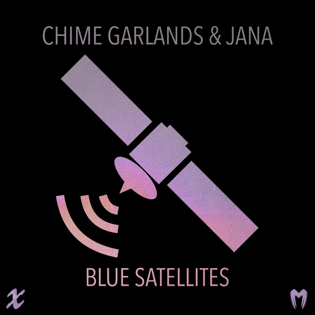 Blue Satellites