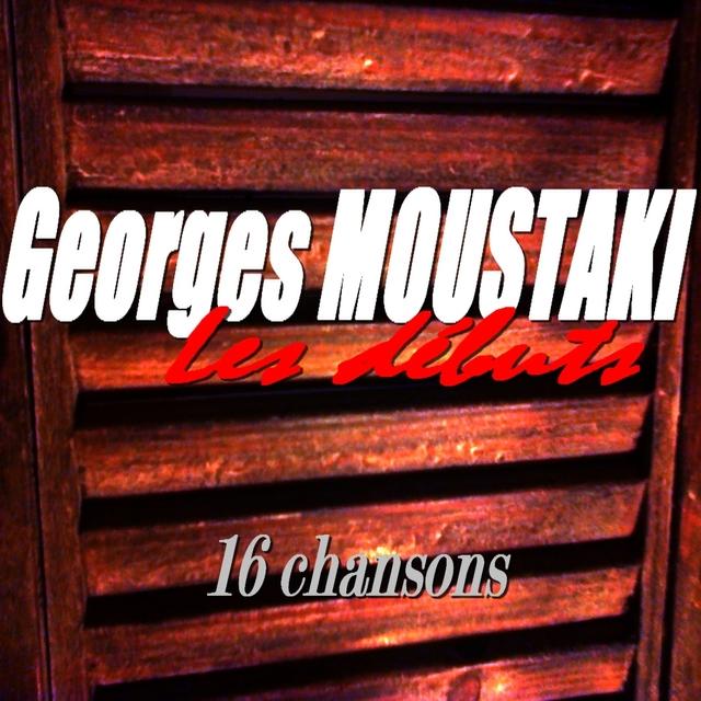 Couverture de Georges Moustaki