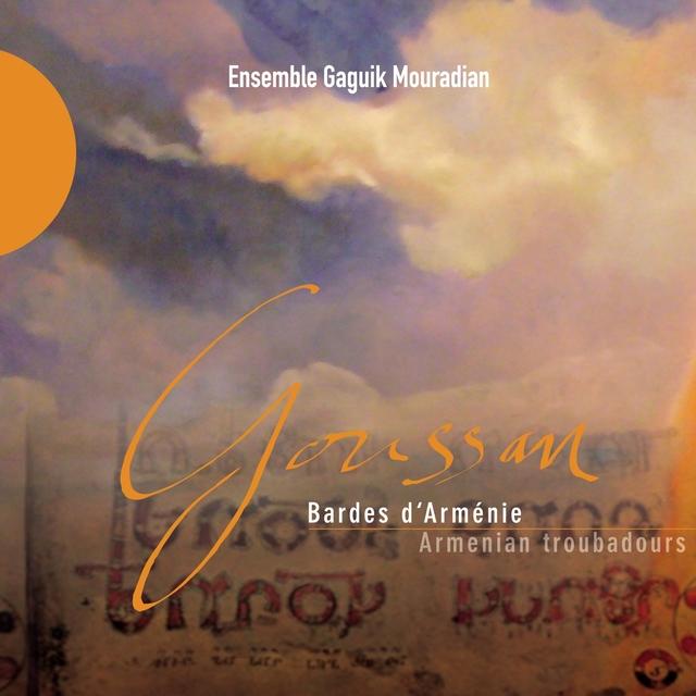 Goussan, bardes d'Arménie
