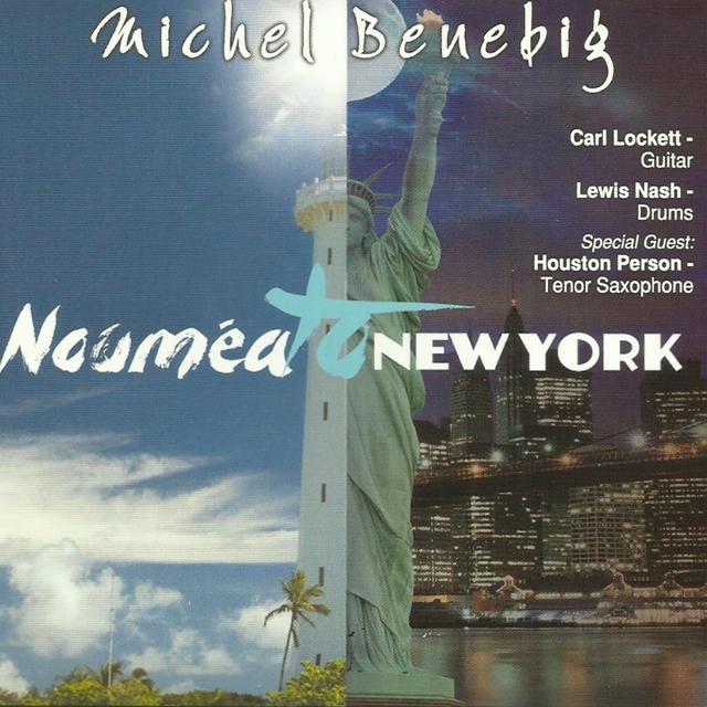 Nouméa to New York