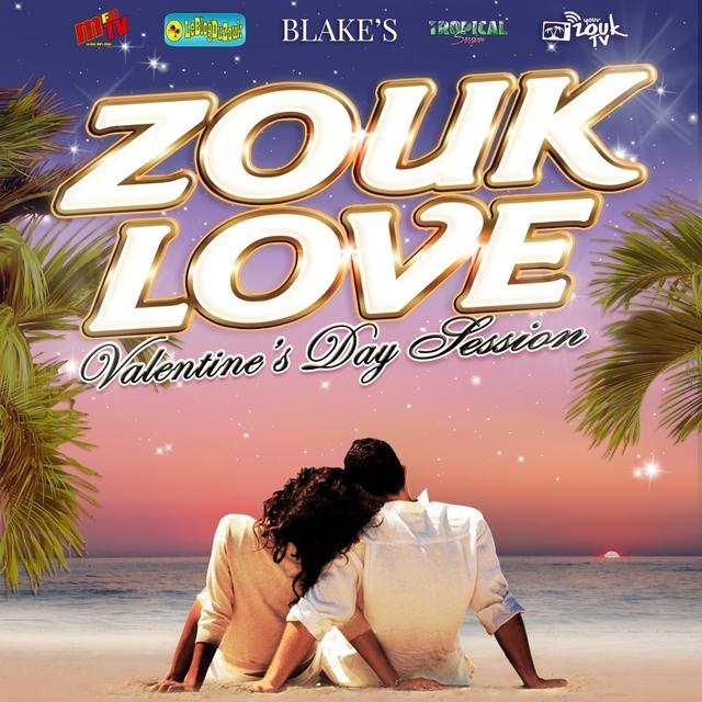 Couverture de Zouk Love Session