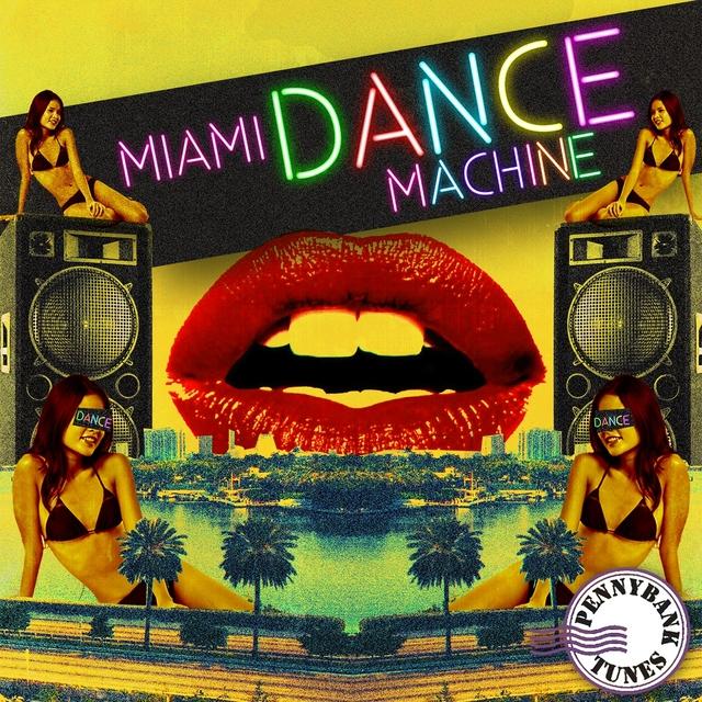 Couverture de Miami Dance Machine