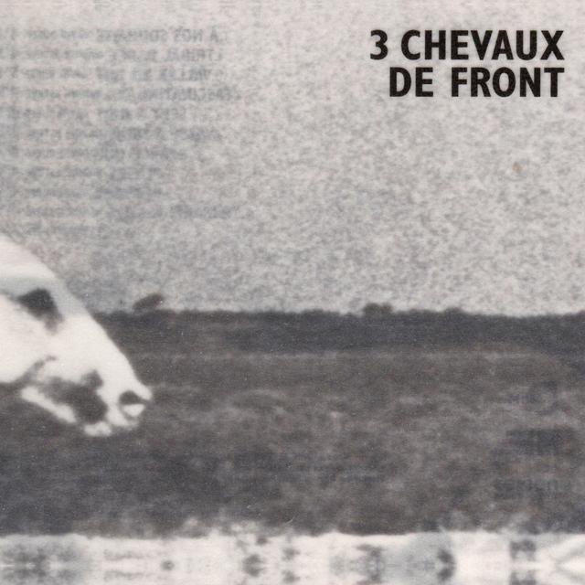 3 chevaux de front