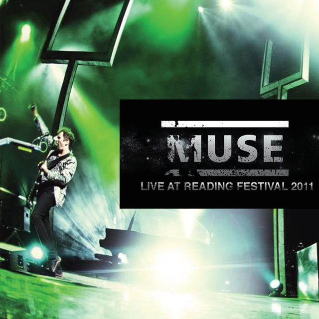 Live at Reading Festival 2011