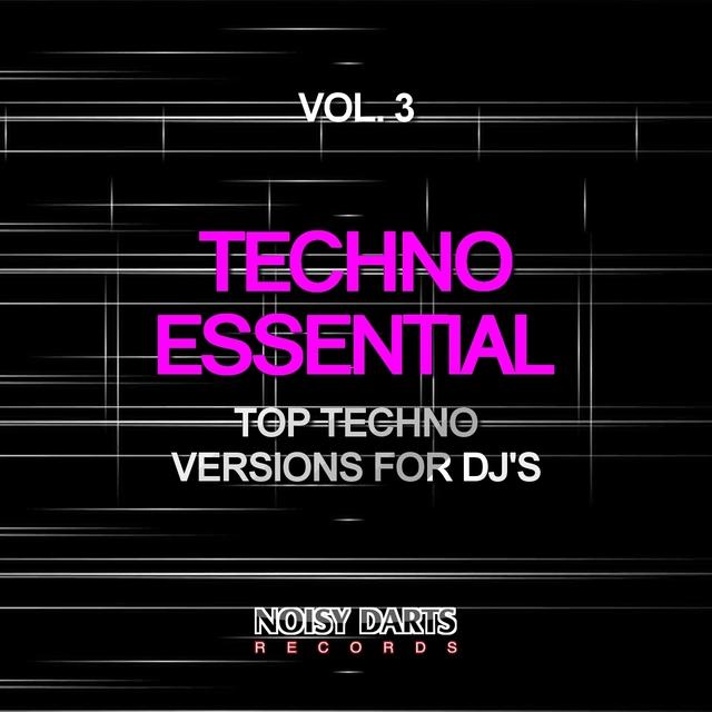 Techno Essential, Vol. 3