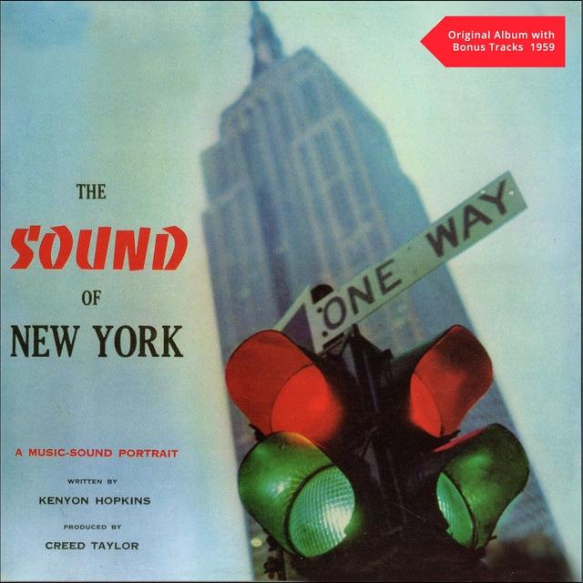 The Sound Of New York - A Music-Sound Portrait