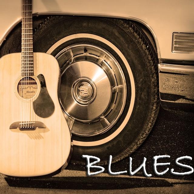 Couverture de Blues